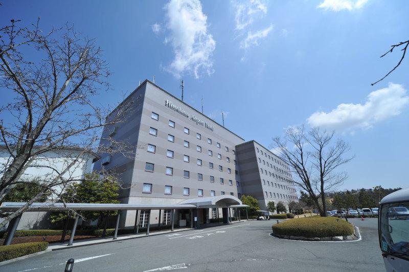 広島エアポートホテル外観